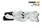 kinetic rope PowerLine 26 mm / 10 M – 12000 kg