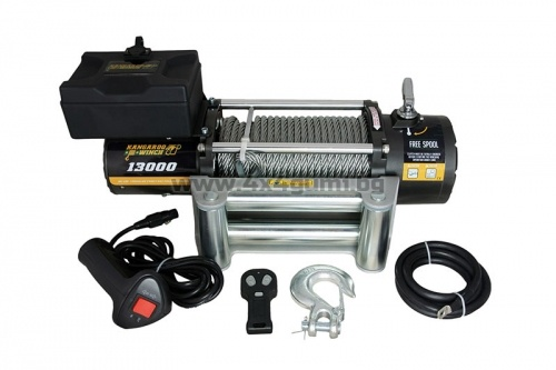 KangarooWinch K13000 (PowerWinch) (5907кг)