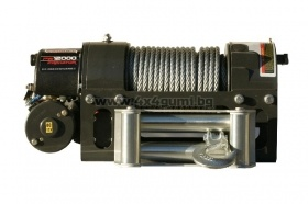 PowerWinch PW12000W PREDATOR