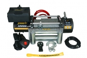 KangarooWinch K12000 (PowerWinch) (5443кг)