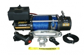 KangarooWinch K13000SR (PowerWinch) (5443кг)
